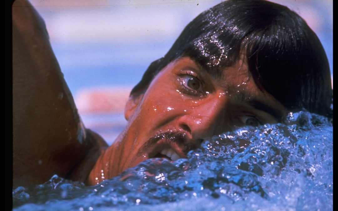 MARK SPITZ TORNA IN ARENA