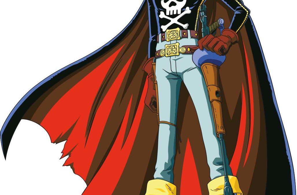 Quarant'anni di Capitan Harlock.