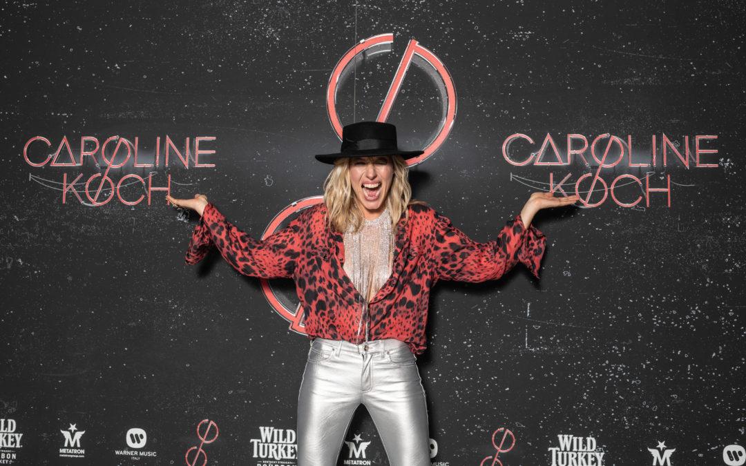 CAROLINE KOCH DJ e cantante