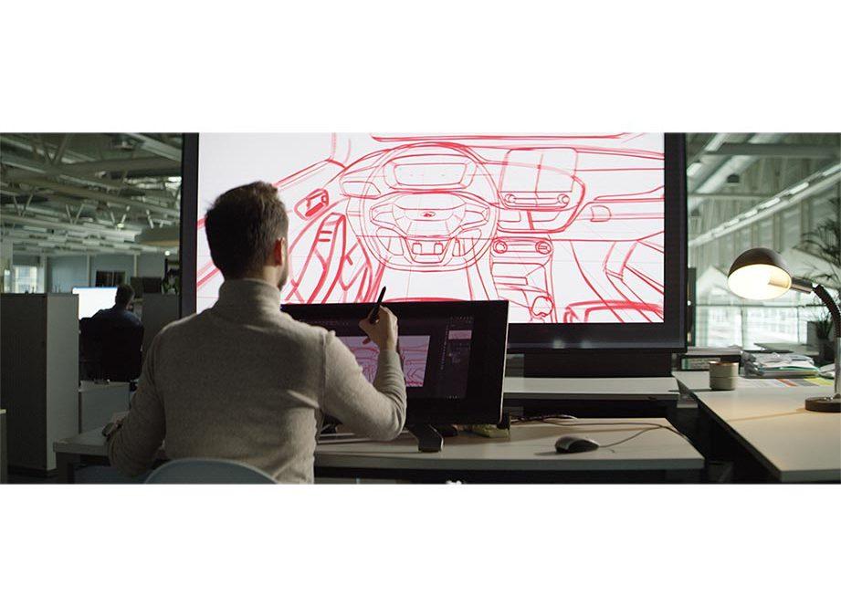 Lo Human Centric Design di Ford