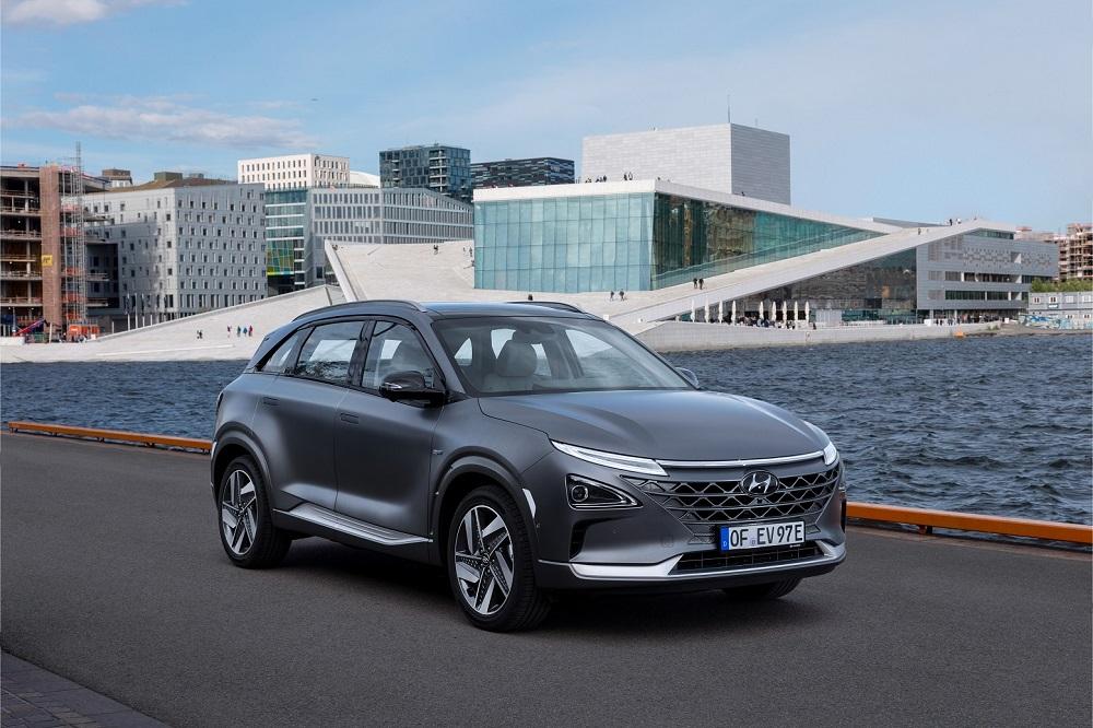 Hyundai accelera lo sviluppo della tecnologia a idrogeno