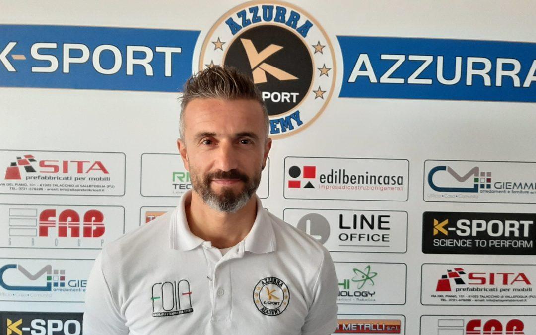 Intervista al Mister Marco Venerandi