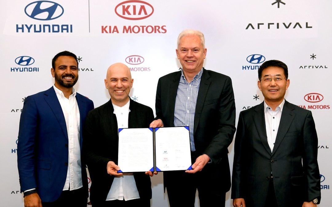 Accordo Hyundai e Kia