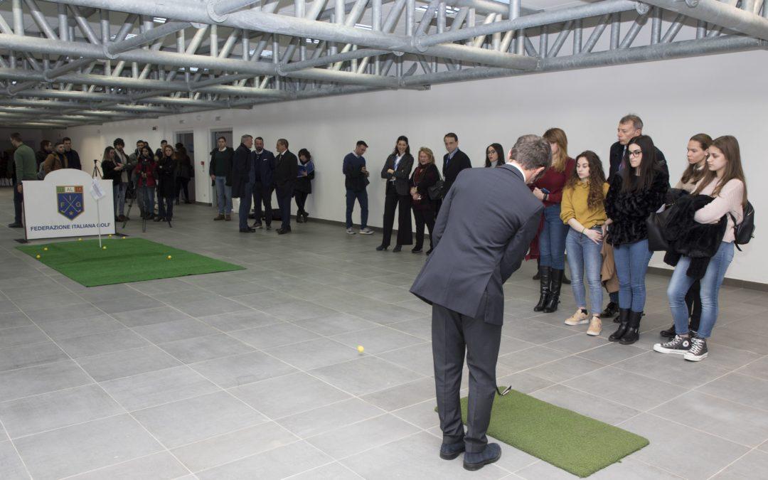 Golf e Università