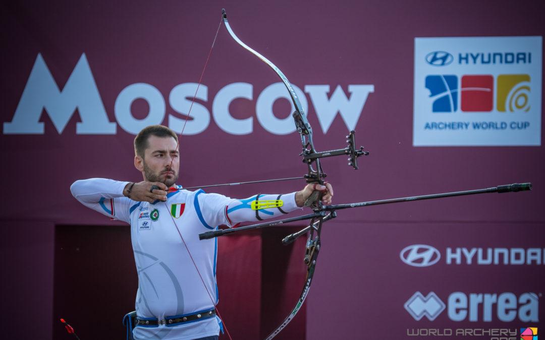 Rubato a Voghera l'arco dell'olimpionico Mauro Nespoli
