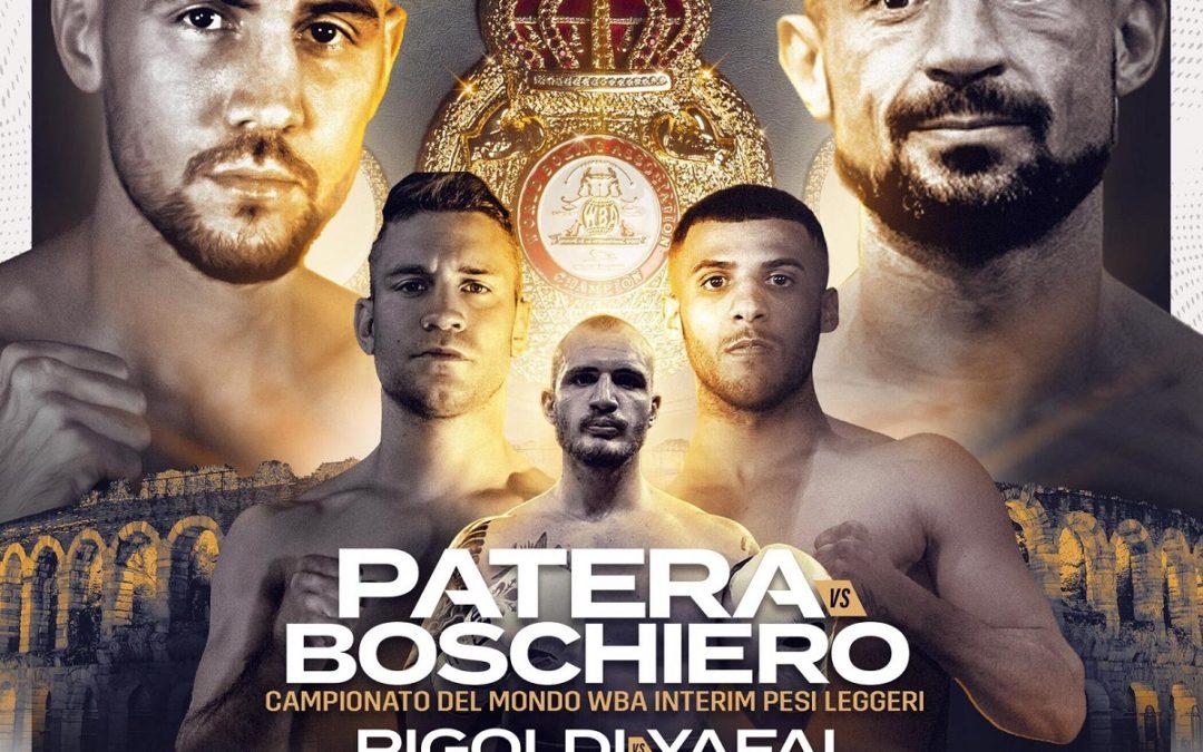 Titolo mondiale WBA