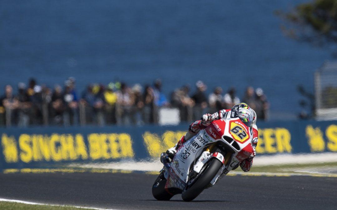 MV AGUSTA E FORWARD RACING  SECONDA STAGIONE INSIEME IN MOTO2