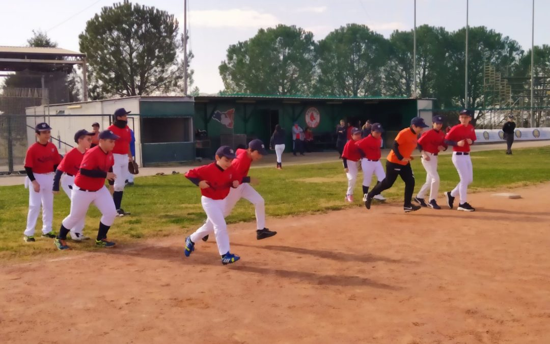 "Asd Messina Baseball vince la ""5^ Coppa di San'Agata"""