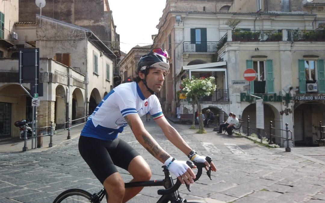 Il viaggio di Obiettivo Tricolore continua per Alex Zanardi
