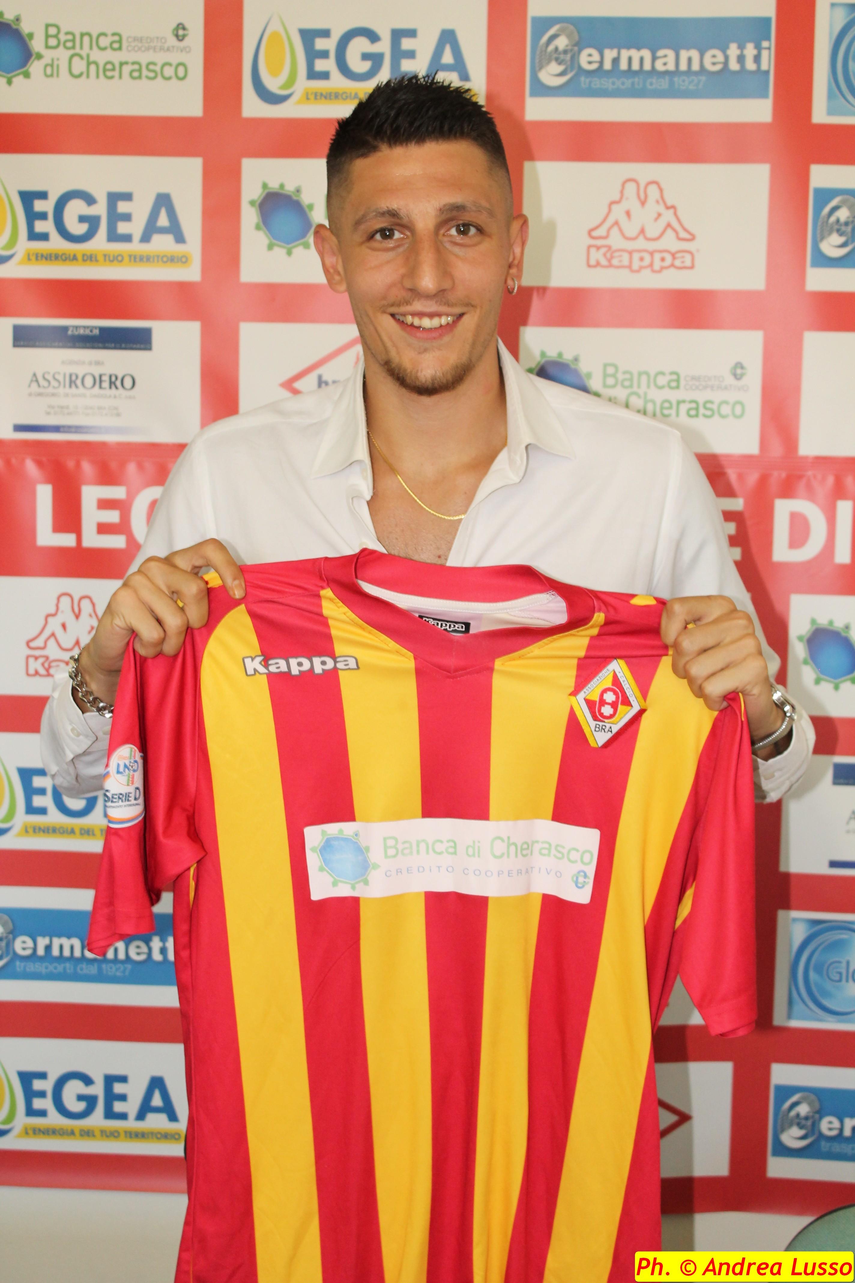 Serie D, è arrivata la firma di Antonio Cardore