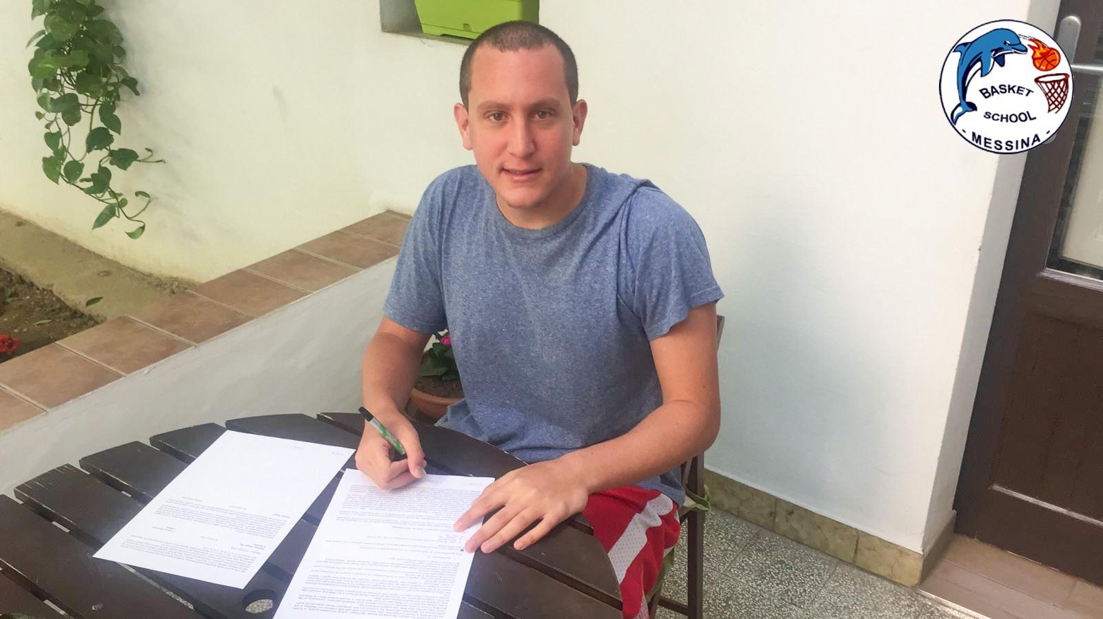 ZS Group Messina: anche Lorenzo Genovese rimane in giallorosso