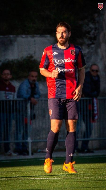Rinnovi: Luca Sbardella vestirà ancora la maglia rossoblù