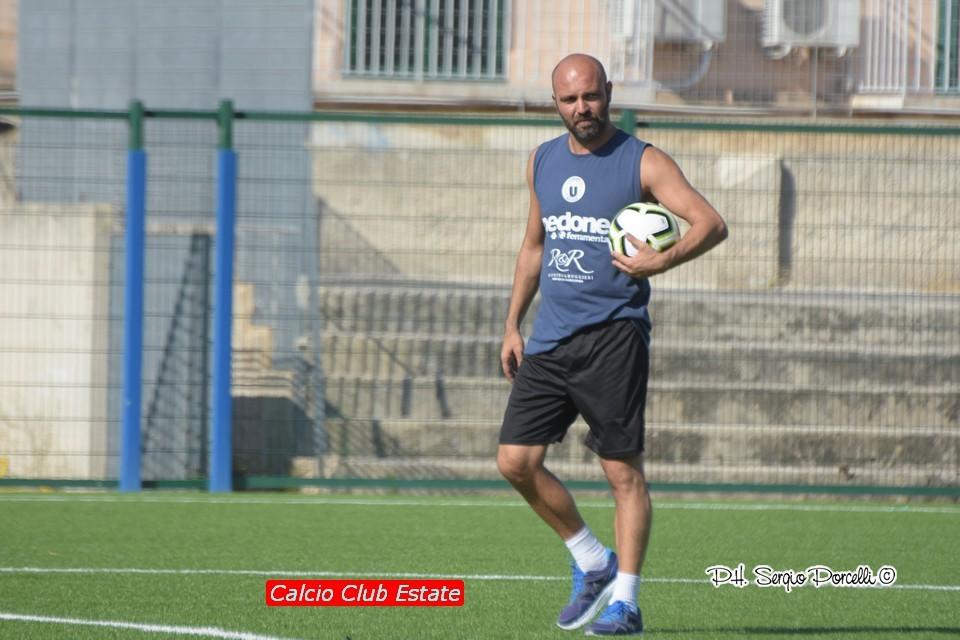 Unione Calcio, interruzione consensuale con il tecnico Di Simone