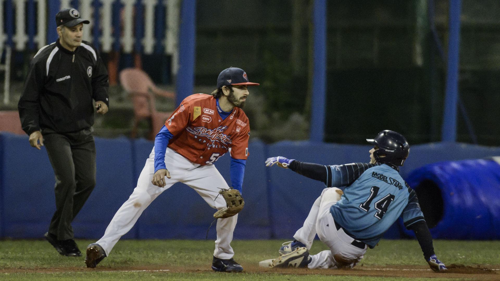 Italian Baseball Series 2020