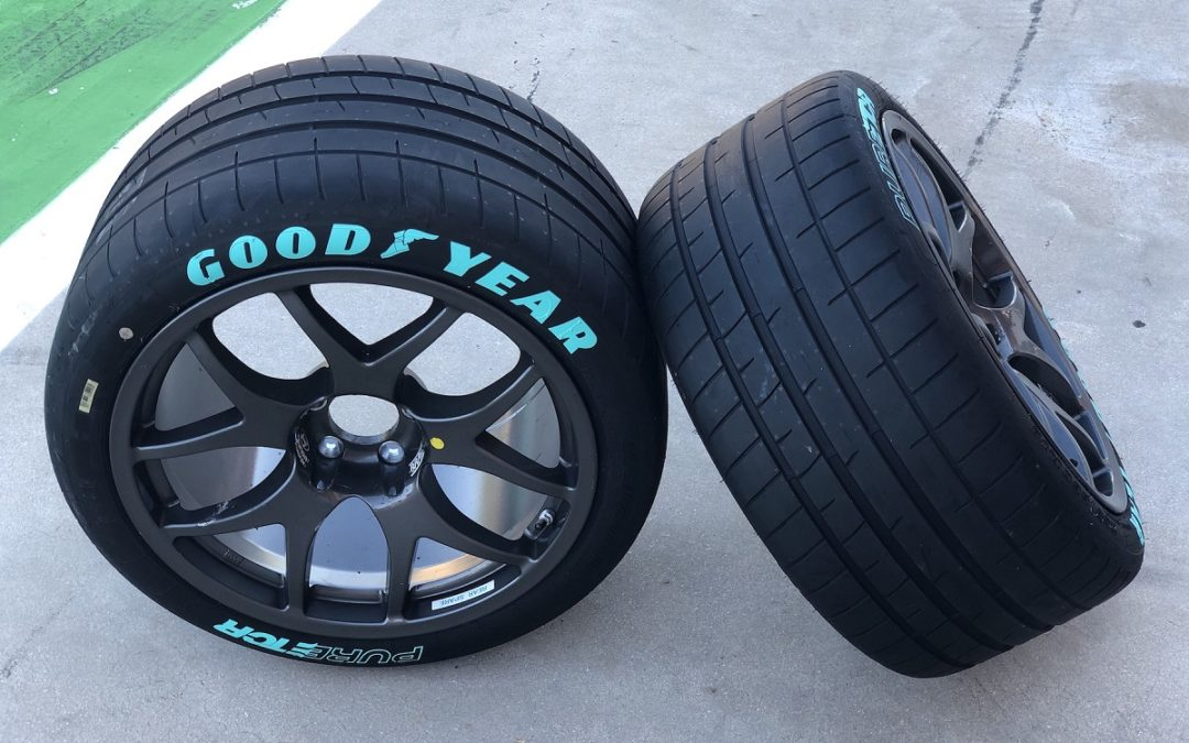 Goodyear svela l'esclusivo pneumatico Eagle F1 SuperSport