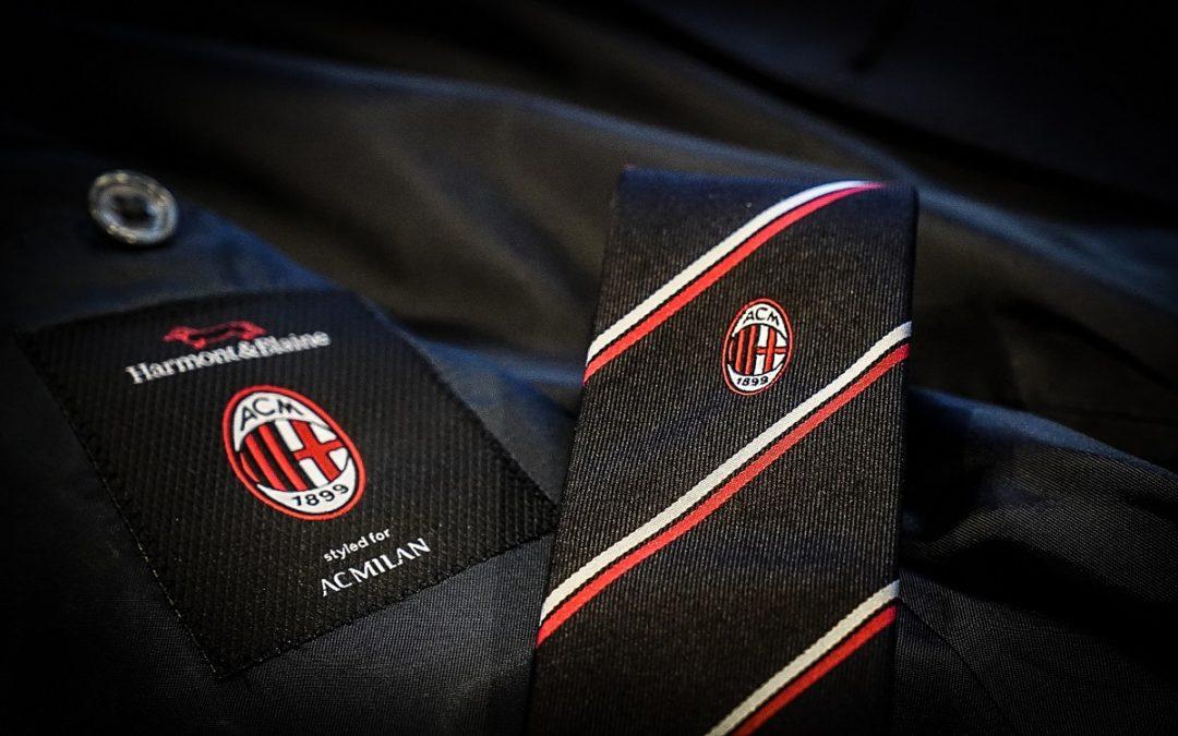 AC Milan e Harmont & Blaine