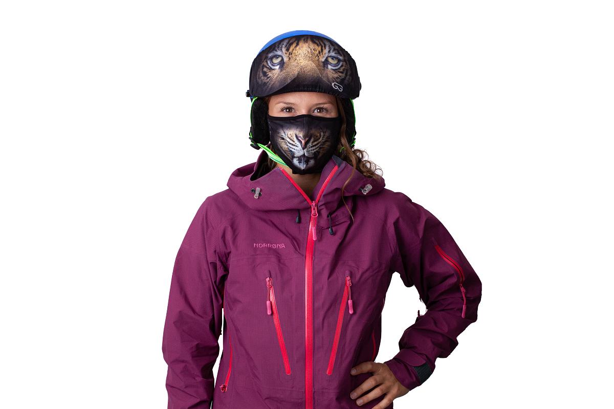 SOGGLE: protezione per la maschera da sci