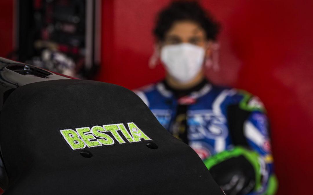 Debutta alla MotoGP l'autografo digitale di Stargraph