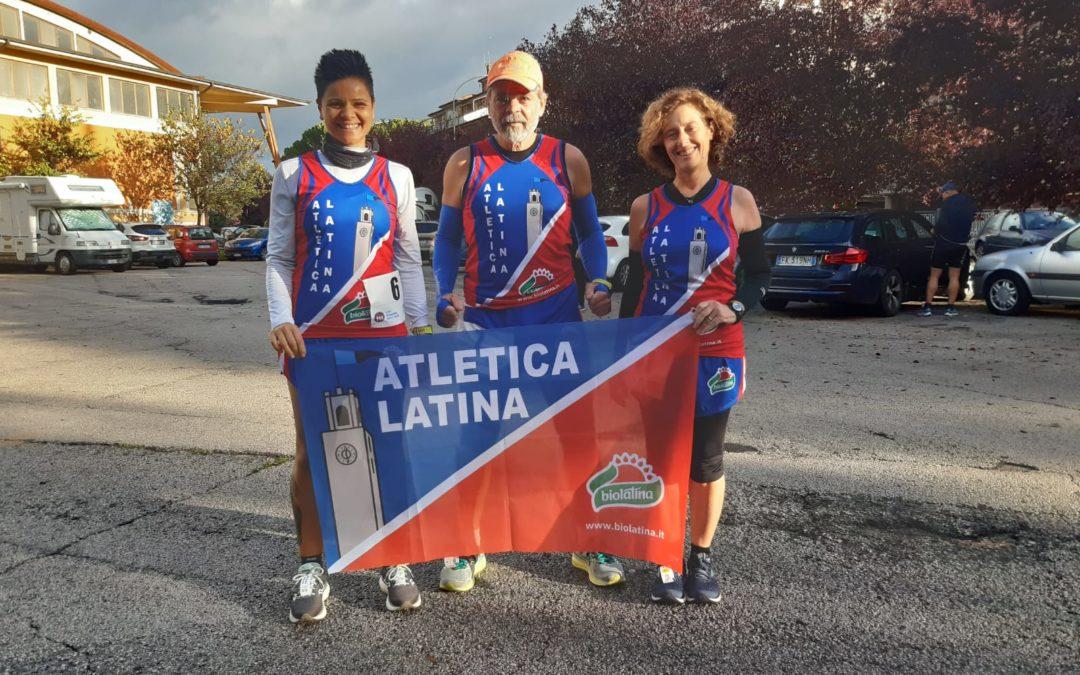 Atletica Latina, è iniziato un nuovo corso