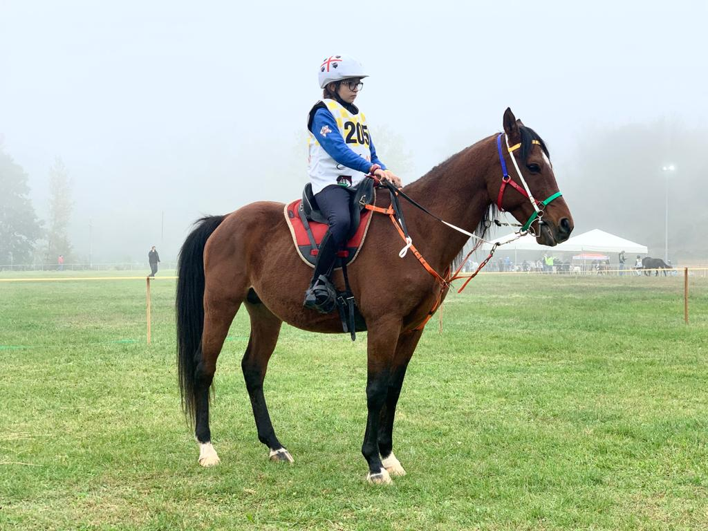 Pony Endurance: il titolo italiano va a Claudia Delinna