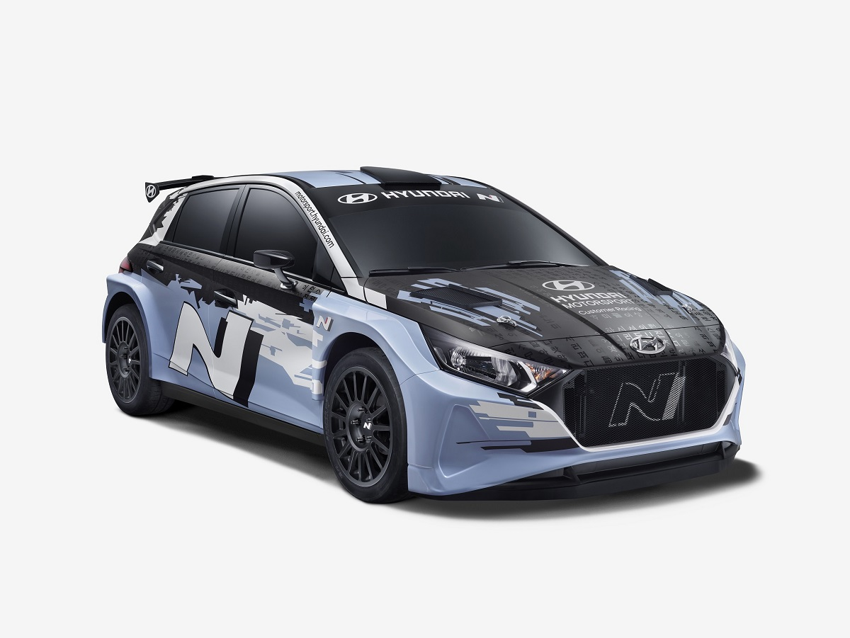 Hyundai Motorsport Customer Racing  svela la nuova i20 N Rally2