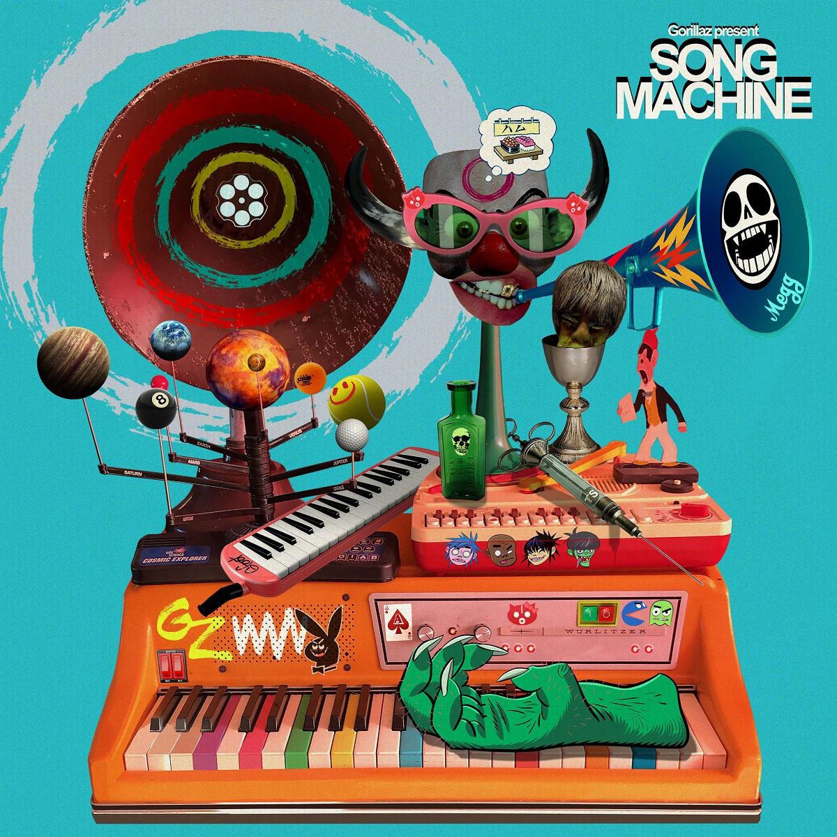 GORILLAZ esce domani il nuovo album Season One – Strange Timez