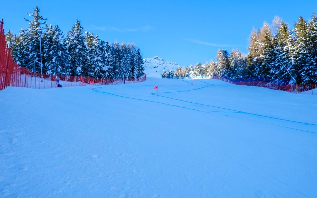 Santa Caterina Valfurva saluta con un arrivederci la Coppa Europa di sci alpino