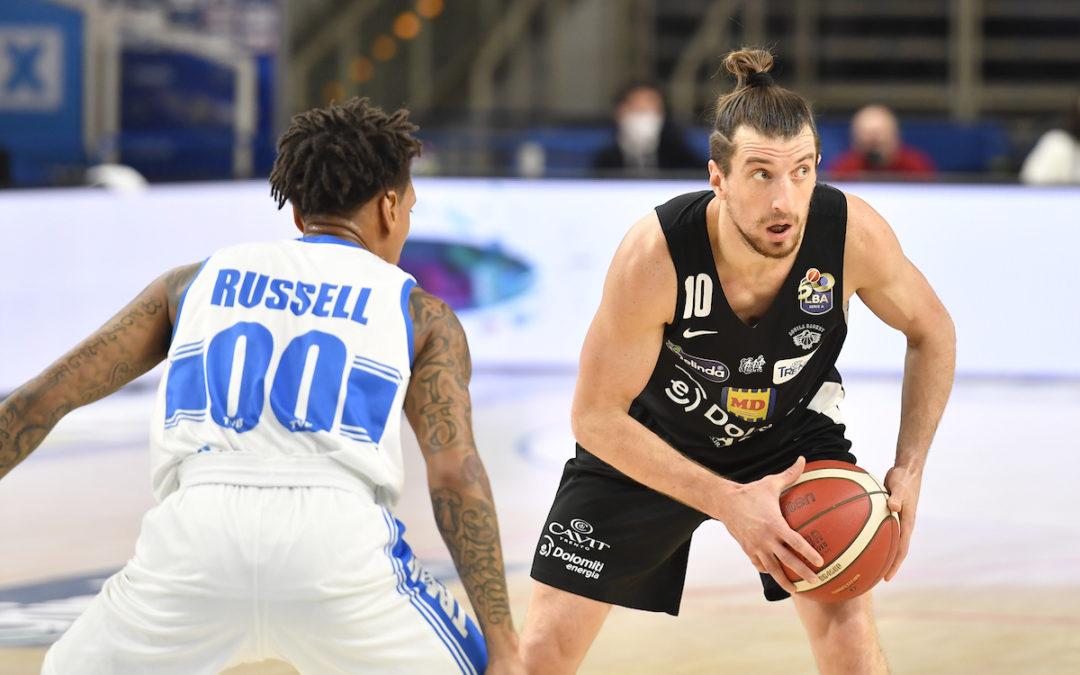 Alla BLM Group Arena passa Treviso