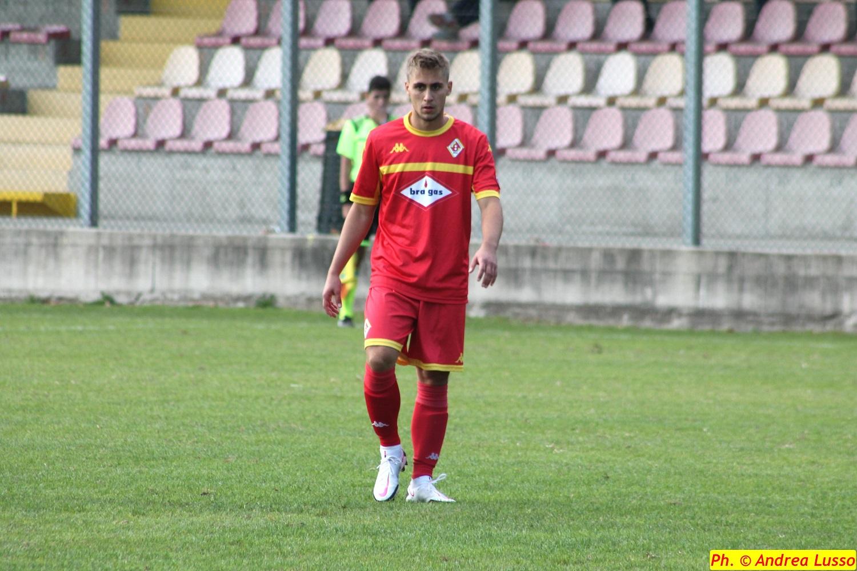 Gonella non è più un calciatore giallorosso