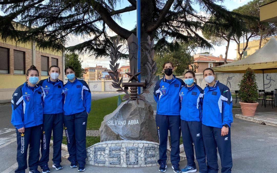 Softball: le Azzurre entrano nel Gruppo Sportivo Esercito