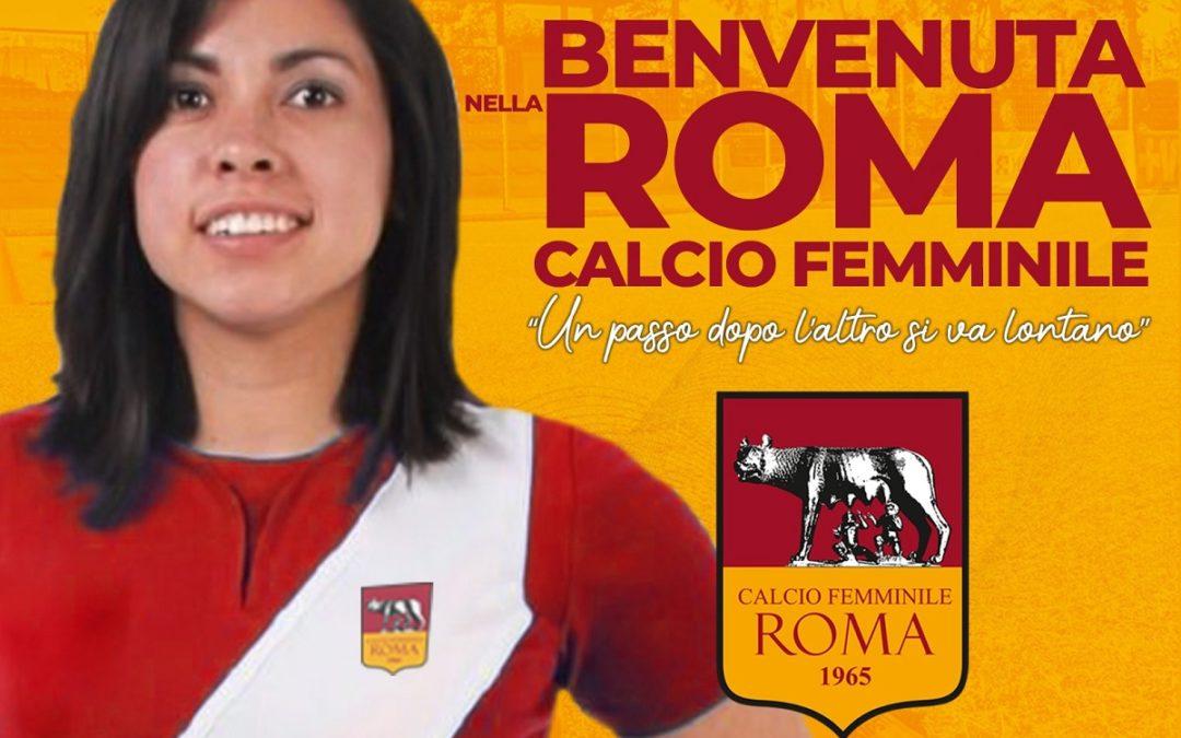 Colpo a sorpresa per la Roma