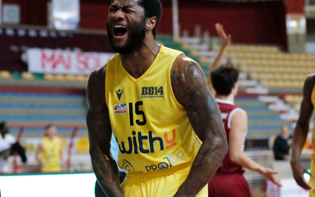 LaWithu Bergamoviene sconfitta