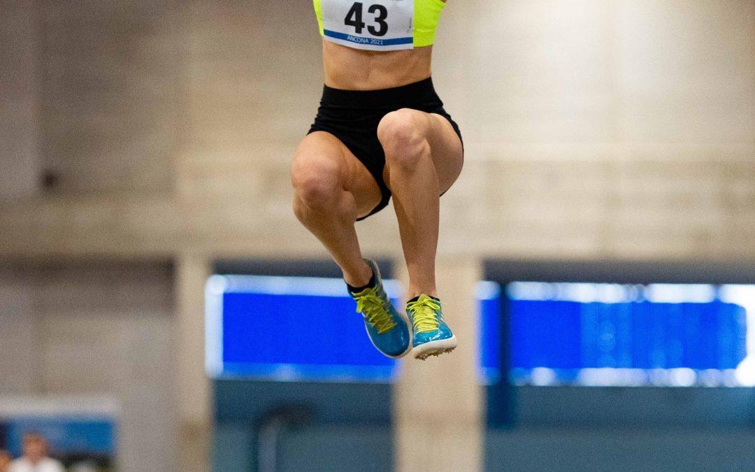 Antonella Inga record italiano nel lungo