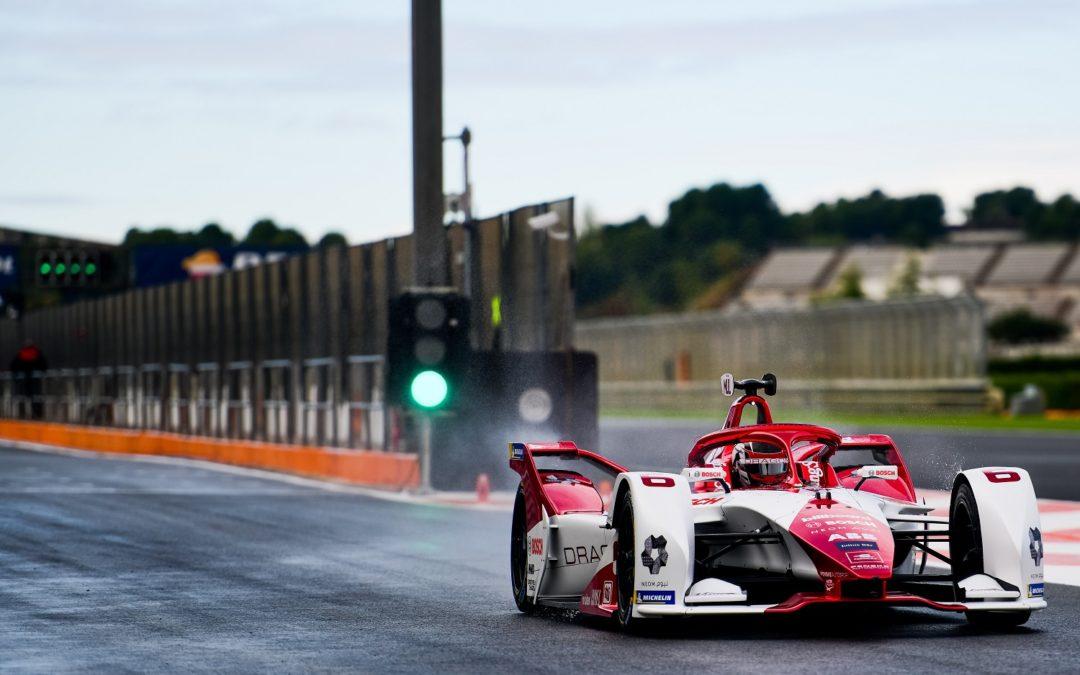 Elettrificazione per il motorsport