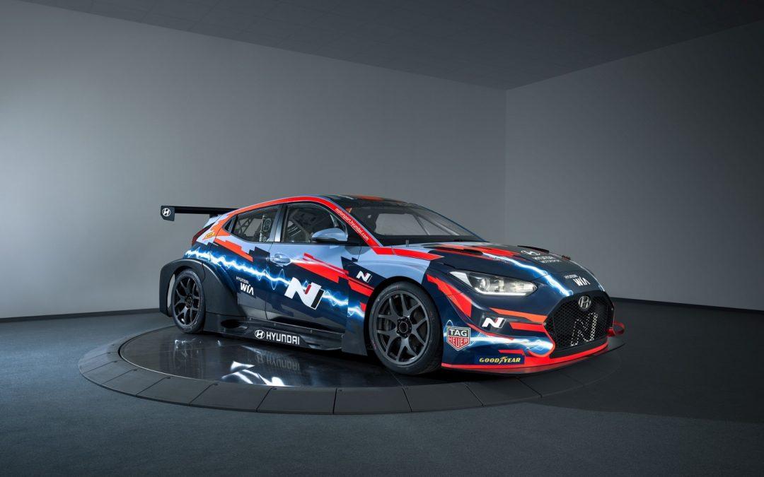 Hyundai Motorsport nelle competizioni elettriche