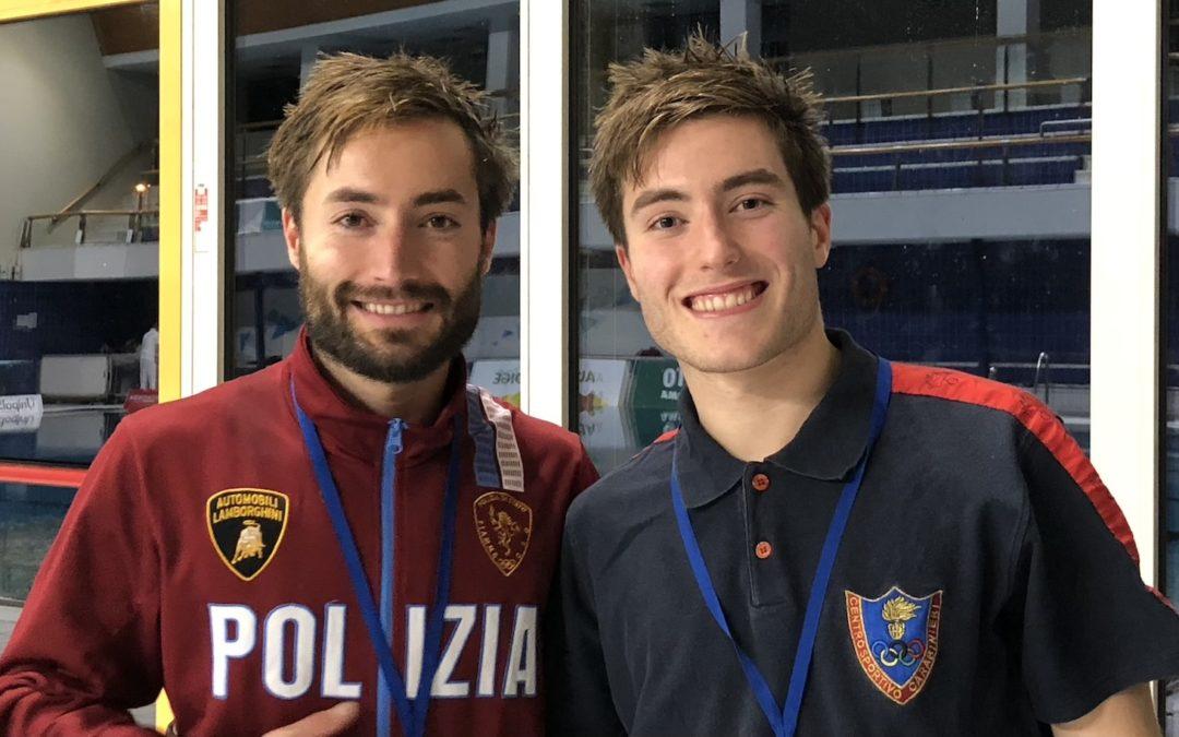 Maicol e Julian Verzotto pronti per la Coppa Tokyo Open 2021