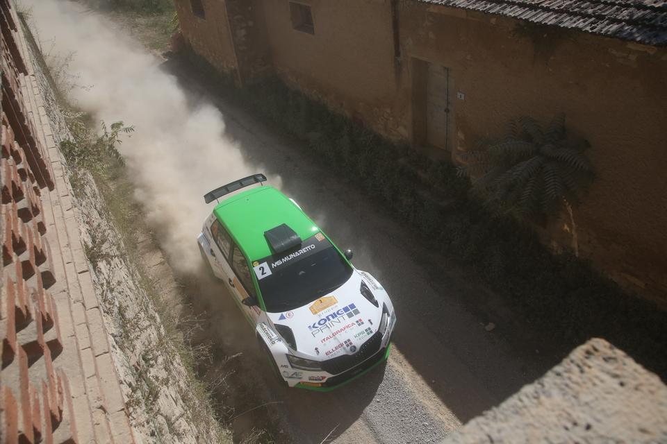 Challenge Raceday Rally Terra