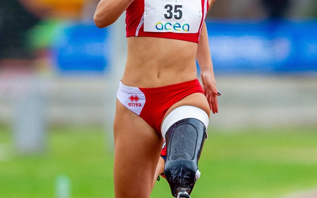 Ambra Sabatini record mondiale nei 100 a Dubai