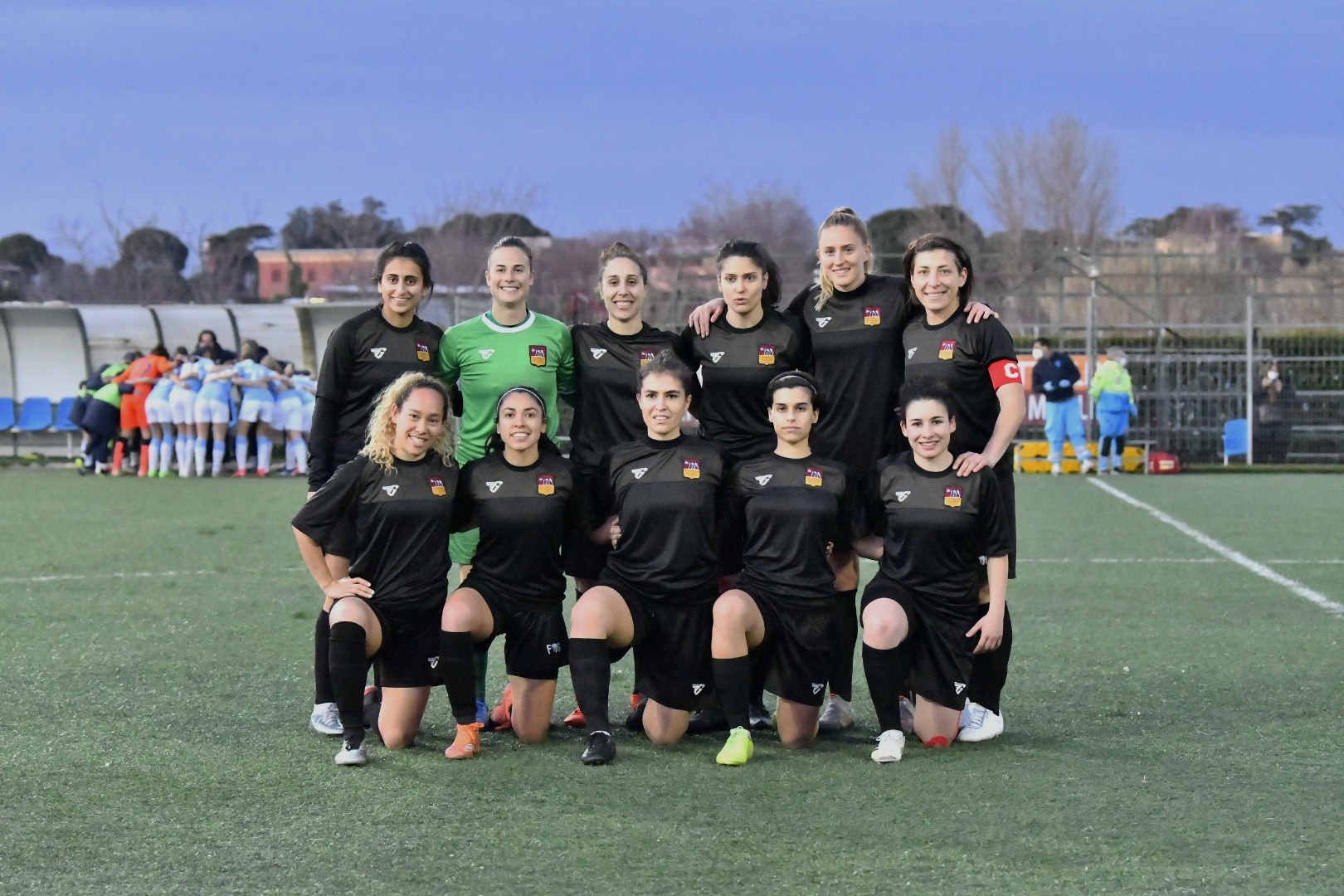 Riconoscimento internazionale alla Roma calcio