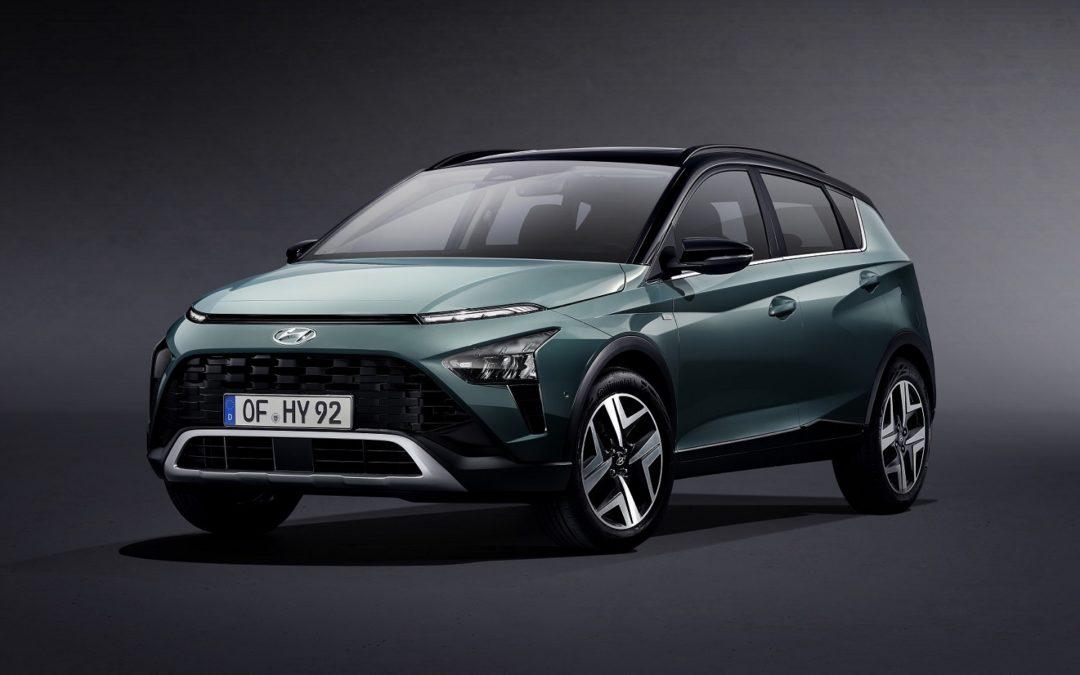 Hyundai presenta BAYON il nuovo Urban SUV