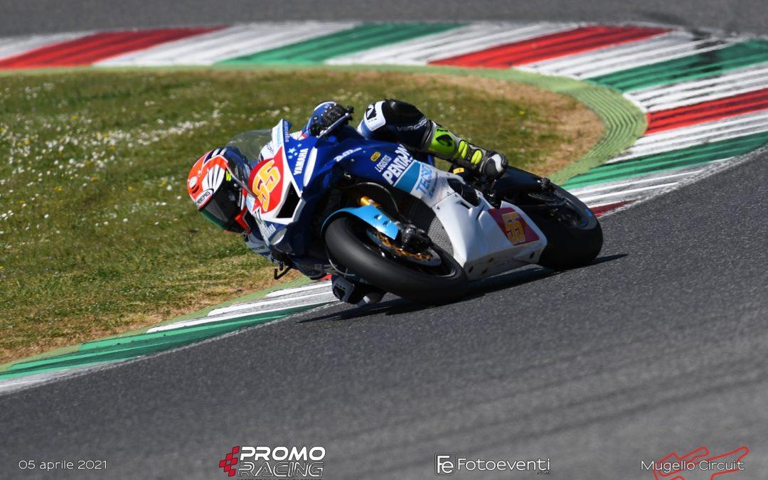Inizia per Massimo Roccoli la stagione 2021