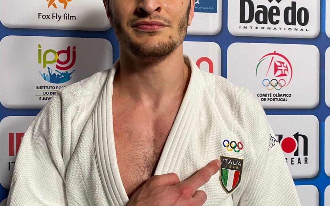JUDO – Europei senior, terzo posto per Christian Parlati