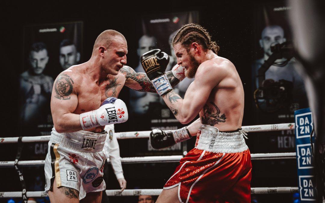 Grande spettacolo alla Milano Boxing Night