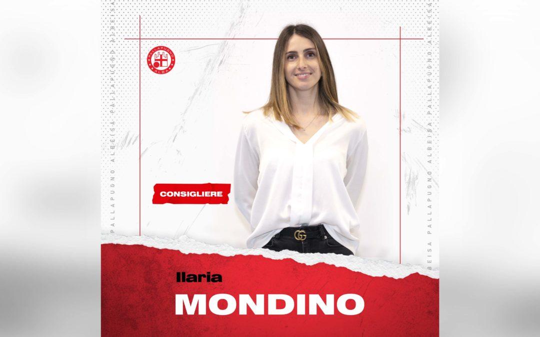 Ilaria Mondino nel consiglio direttivo