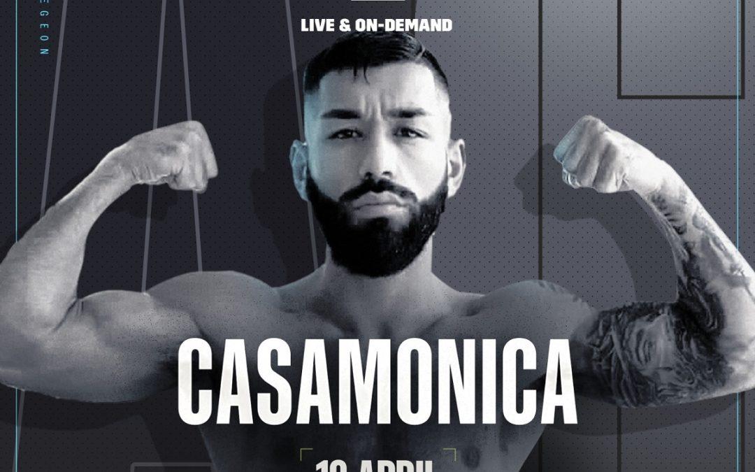 Torna sul ring Armando Casamonica
