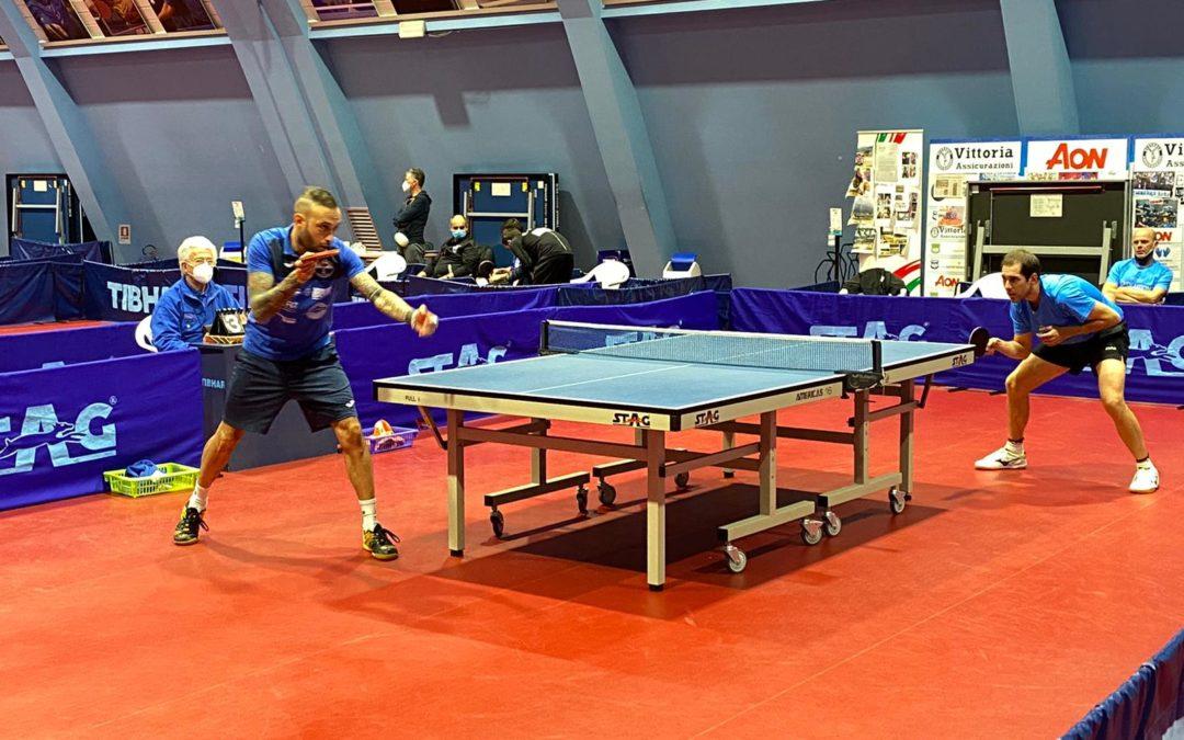 Tennistavolo Sassari ha battuto anche l'ultima avversaria