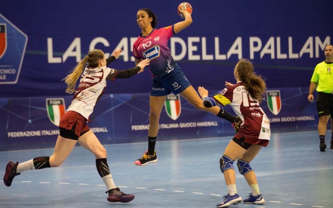 La Jomi supera il Cassano Magnago