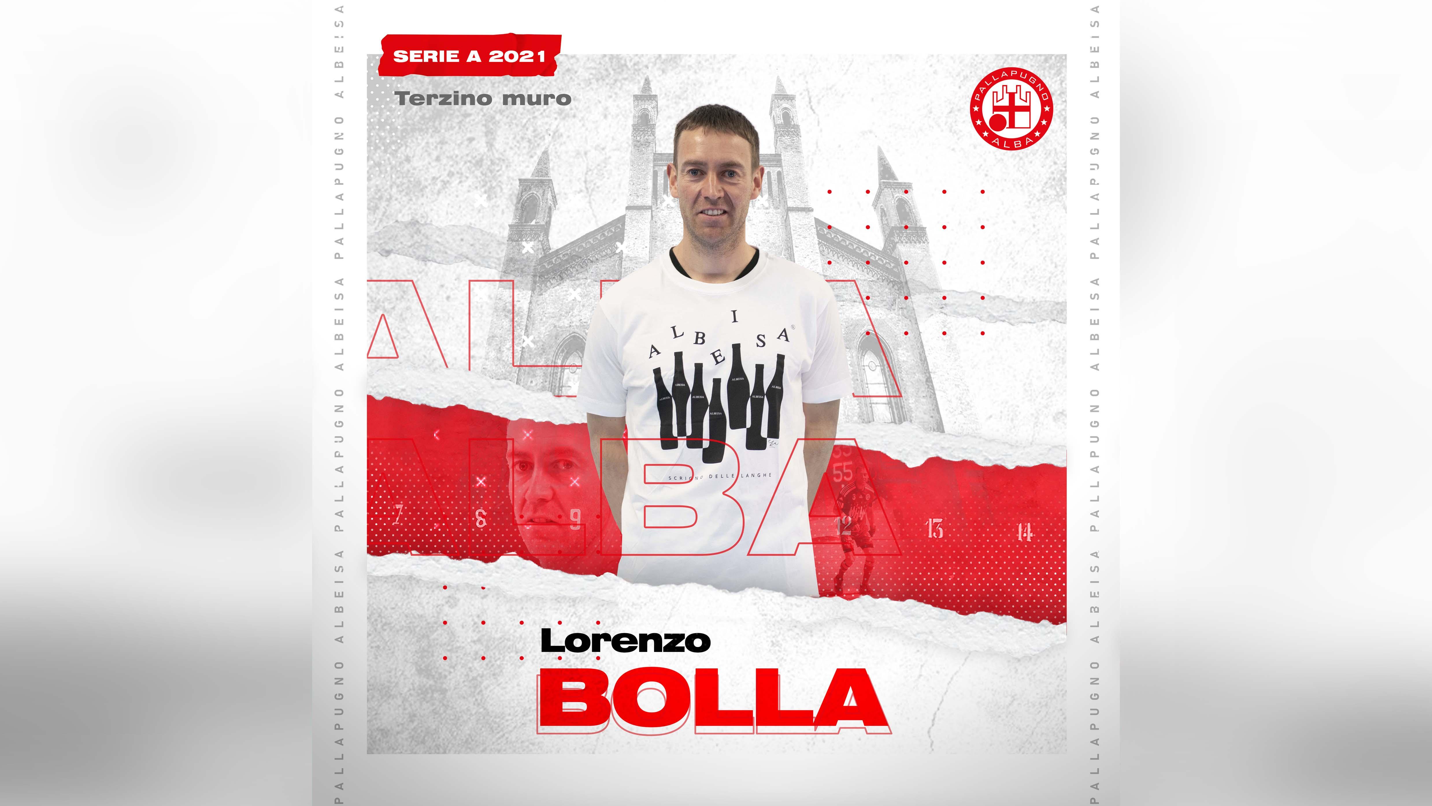 Lorenzo Bolla terzino muro di alto profilo
