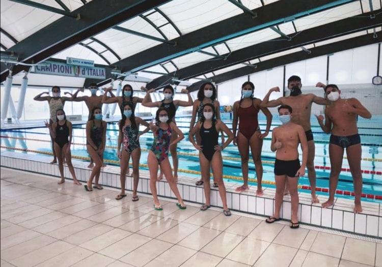 Cinque giallorossi entrano nelle Graduatorie Nazionali dei Campionati Italiani di categoria
