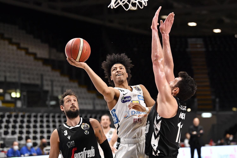 Dolomiti Energia Trentino vittoria e playoff